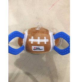 Kids Preferred Plush Little Sport Star - Ball with Tubing - Football