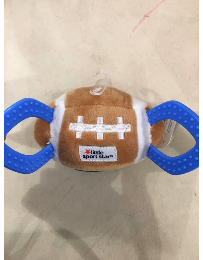 Kids Preferred Baby Plush Little Sport Star - Ball with Tubing - Football