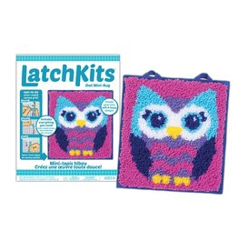 Kahootz Craft Kit Latch Kit - Owl