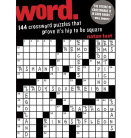 Workman Publishing Co Puzzle Book - Word.