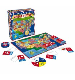 Game Zone Game - Great States