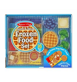 Melissa & Doug Frozen Food Set