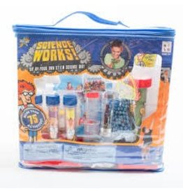 Be Amazing Toys Science Works! Kit