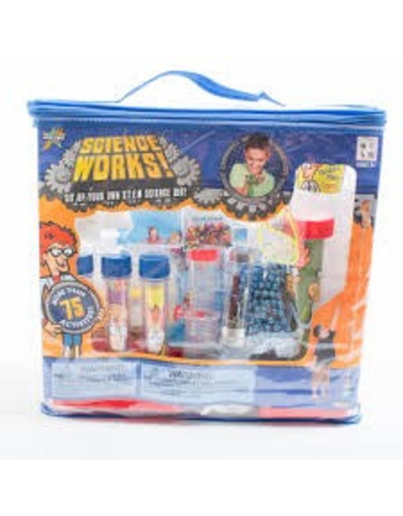 Be Amazing Toys Science Works