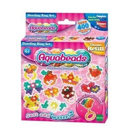 Aquabeads Aquabeads -  Dazzling Ring Set - Theme Refill