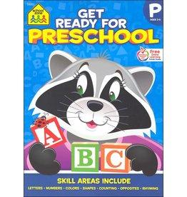 School Zone Get Ready For Preschool