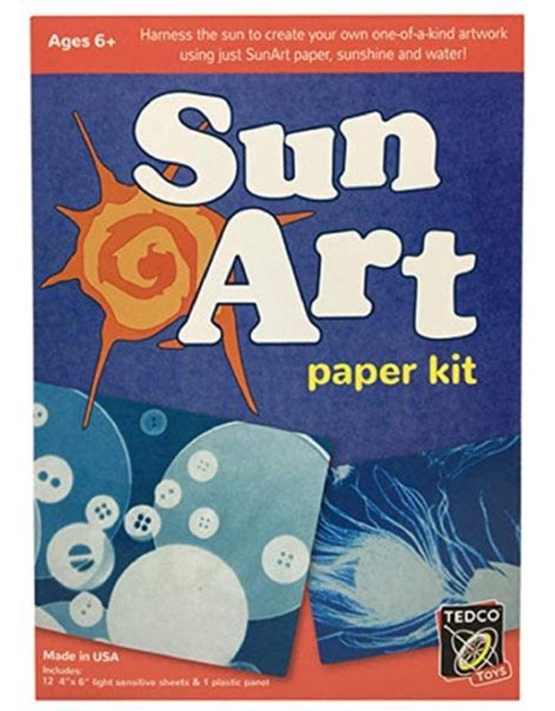 "Tedco Toys SunArt Paper Kit 5"" X 7"