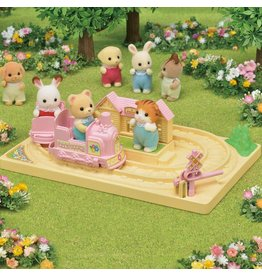 Epoch Calico Critters Baby Choo-Choo Train
