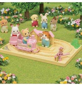 International Playthings Calico Critters Baby Choo-Choo Train