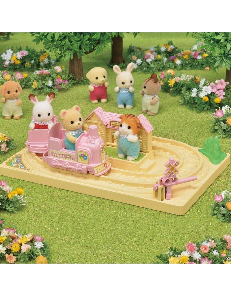 International Playthings Baby Choo-Choo Train