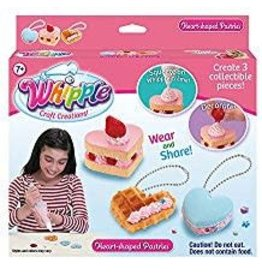 Whipple Craft Kit Heart-shaped Pastries