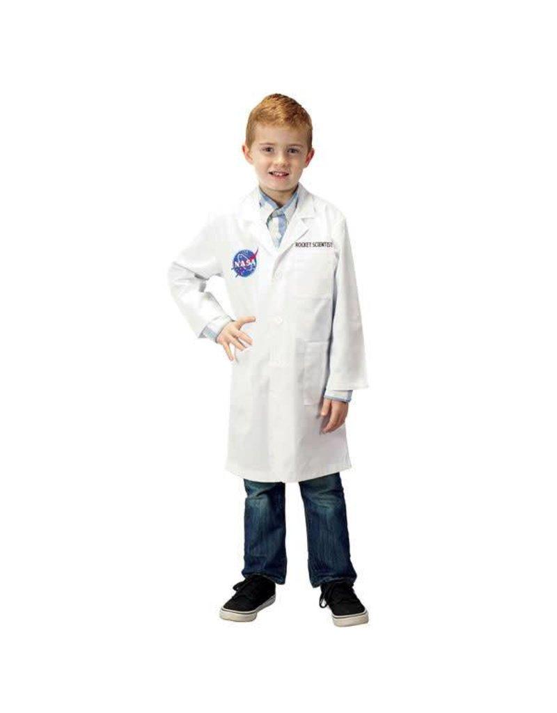 Aeromax Jr. Rocket Scientist Lab Coat, 3/4 Length, size 6/8