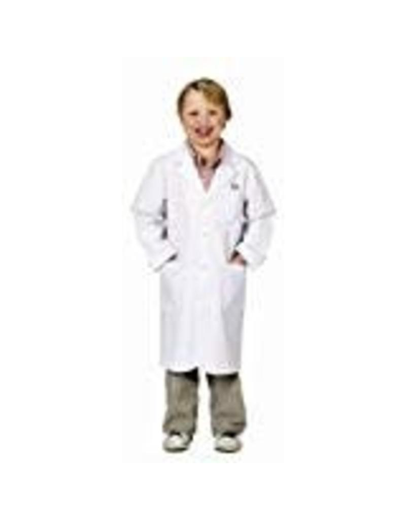 Aeromax Jr. Lab Coat, 3/4 Length, size 8/10