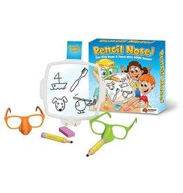 Fat Brain Toys Game Pencil Nose