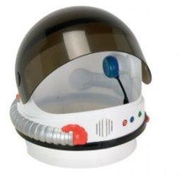 Aeromax Jr. Astronaut Helmet w/Sound  (White)