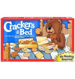 Winning Moves Game - Crackers in my Bed