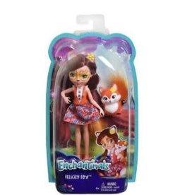 Mattel Enchantimals - Felicity Fox and Flick