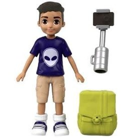 Mattel Polly Pocket Selfie Stick Nicolas