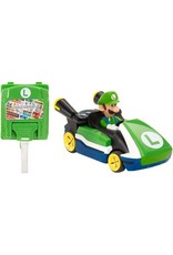 Hot Wheels Hot Wheels AI - Luigi Smart Car