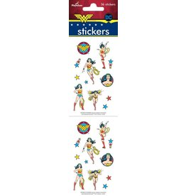 Paper House Production DC Wonder Woman Stickers