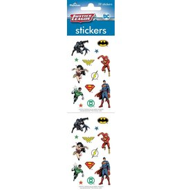 Paper House Production Stickers - Justice League