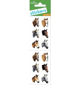 Paper House Production Horses Stickers