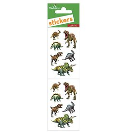Paper House Production Stickers - Dinosaur