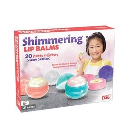 Smart lab Shimmering Lip Balms