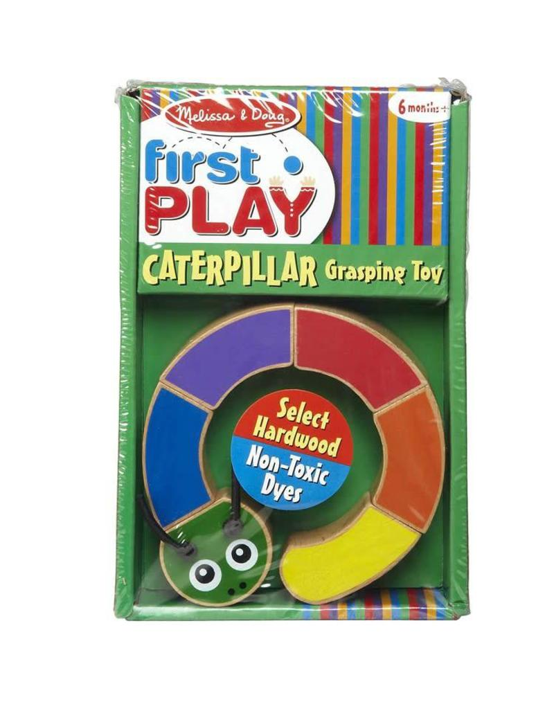 Melissa & Doug Caterpillar Grasping Toy