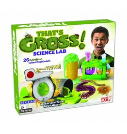 Smart lab Science Kit - That's Gross Science Lab