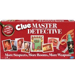 Winning Moves Game - Clue Master Detective
