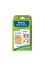 School Zone Flash Cards - Nouns, Verbs, & More