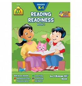 School Zone Workbook - School Zone K-1 Reading Readiness