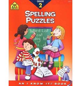 School Zone Spelling Puzzles