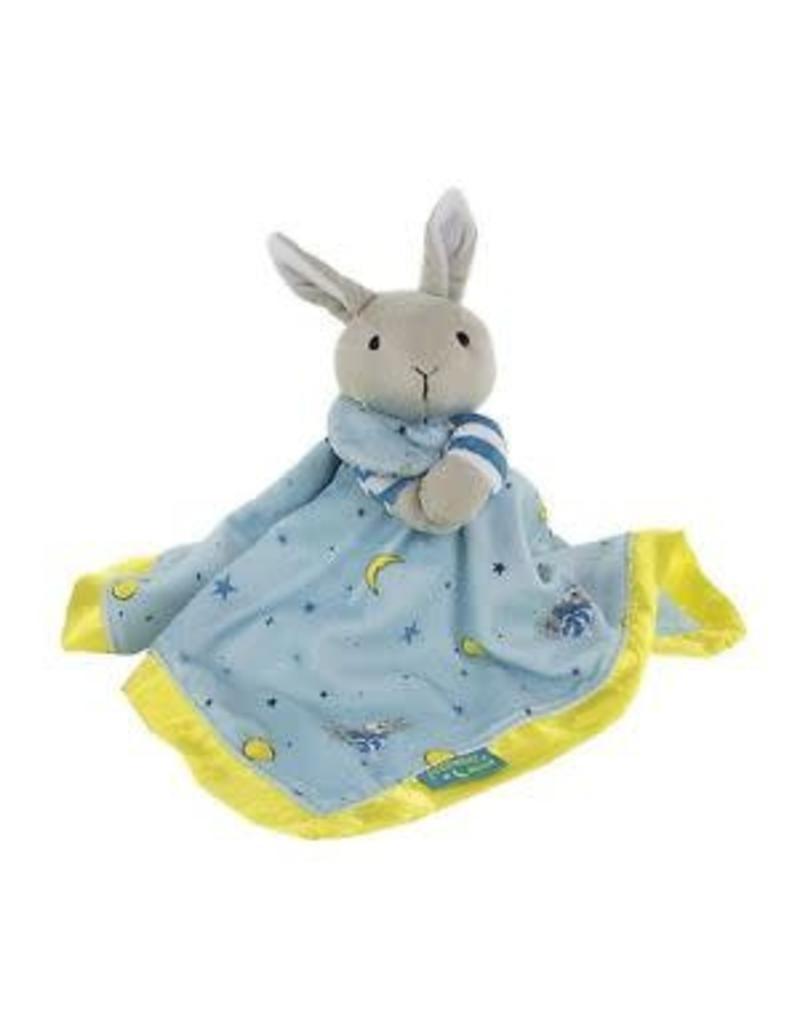 Kids Preferred Baby Good Night Moon Blanket Bunny