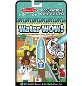 Melissa & Doug On-the-Go - Water Wow - Occupation