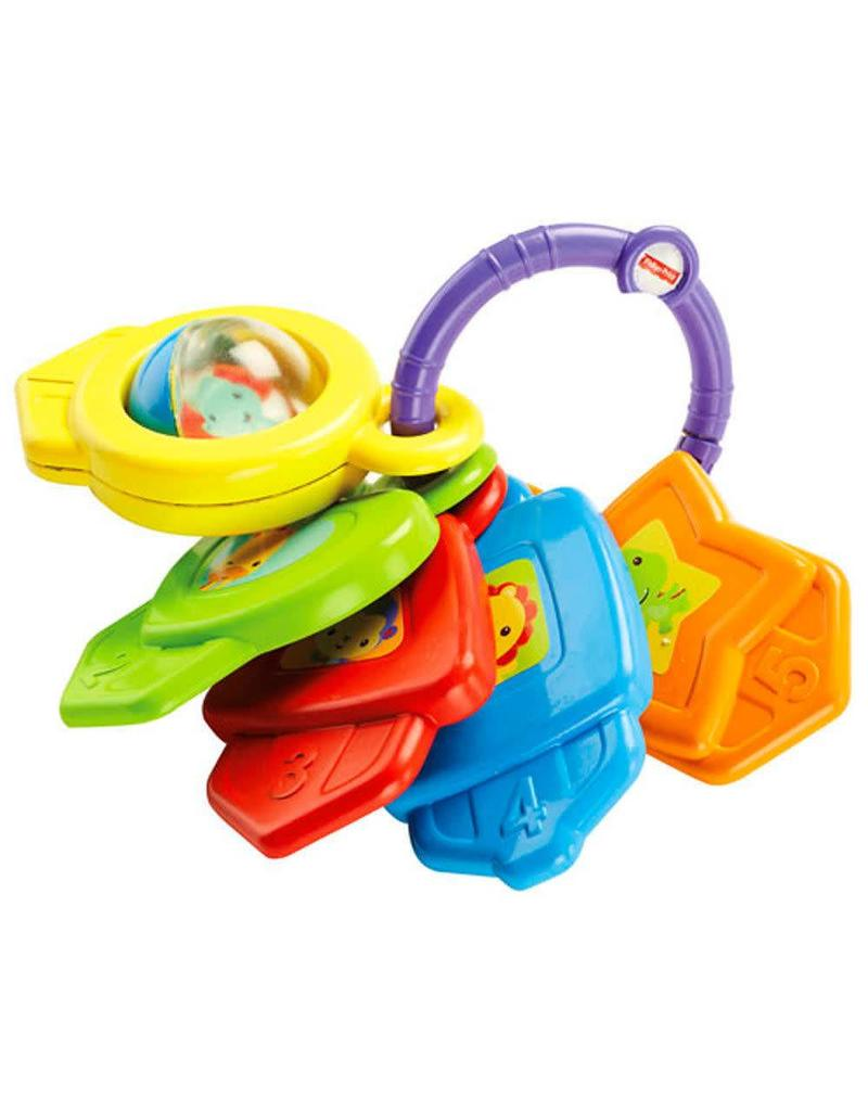 Fisher-Price Baby Shapes & Color Keys
