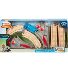 Fisher-Price Thomas & Friends Wood - Turnout Expansion Track Pack