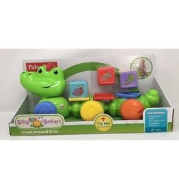 Fisher-Price Silly Safari Crawl Around Croc