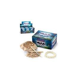 GeoCentral Novelty Pearl Bracelet Dig Kit