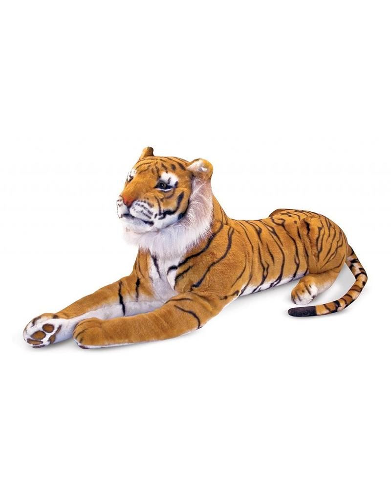 Melissa & Doug Giant Plush Tiger