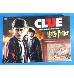 USAopoly Clue - Harry Potter the Classic Mystery Game