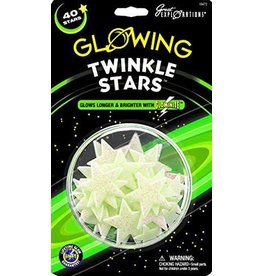 University Games Glowing Twinkle Stars