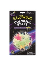 University Games Glowing Colorful Stars