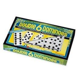 University Games Double 6 Dominoes
