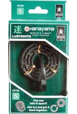 University Games Hanayama Metal Puzzle - Labyrinth