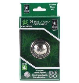 University Games Hanayama Metal Puzzle - Cylinder
