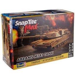 Revell Hobby Revell SnapTite Model - Abrams M1A1 Tank