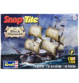 Hobbies Unlimited Snap Tite - The Black Diamond Ship