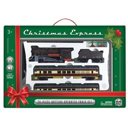 Wowtoyz Hobby Train - Christmas Express Set